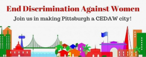 End Discrimination Against Women - Pittsburgh for CEDAW